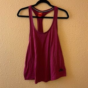 Nike Work Out Tank Top